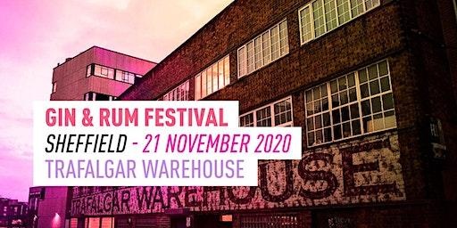 The Gin & Rum Festival - Sheffield - 2020
