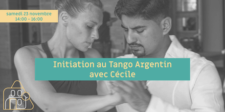 Initiation au Tango Argentin billets