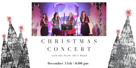 WJOF Christmas Concert tickets