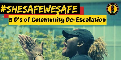 BYP100's 5 D's of De-Escalation: Hosted by the YWCA