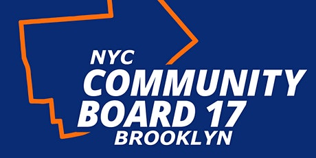 Community Board 17 General Board Meeting tickets