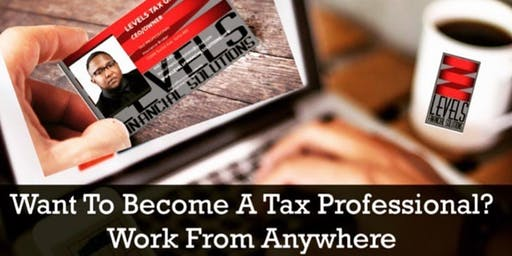 Start Your Own Tax Company (Work from Home) and make up to 50K in 90 days