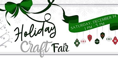 Holiday Craft Fair tickets