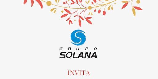 Cena de Fin de Año Grupo Solana