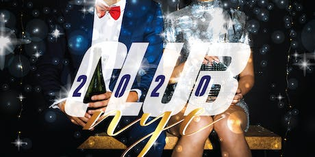 New Year's Eve @ Plaza Volare - Crowne Plaza // CLUB 2020 tickets