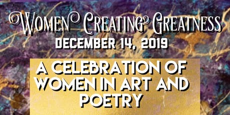 Women Creating Greatness tickets