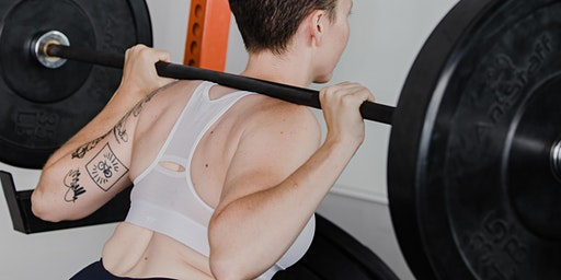 STRONG ENOUGH 2.0: 6 Week Strength Course for Novices