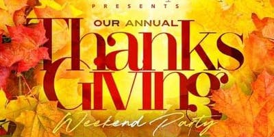 Best Saturday ThanksGiving Party @ Taj II Lounge (Clubfix.Net Parties List)