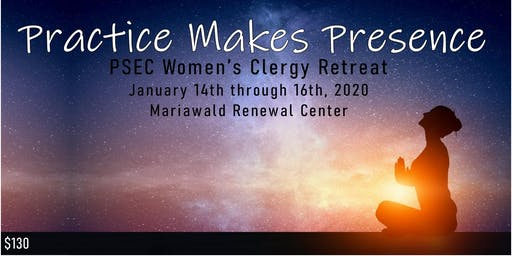 2020 Women's Clergy Retreat