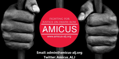Mark George QC - Amicus Death Penalty Information Talk