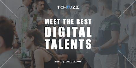 Tchoozz Tech Dating | Paris (22 Janvier) | Brands tickets
