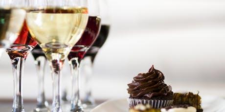 Festive Wines and Flirt Cupcakes (St.Albert) tickets