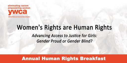 Annual Human Rights Breakfast 2019