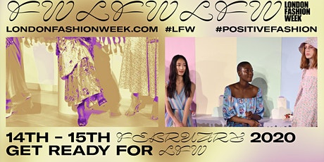 London Fashion Week tickets