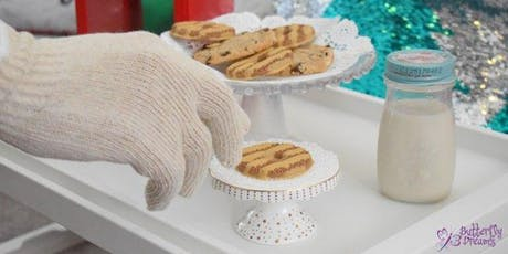 Cookies with Santa and Mrs. Claus! tickets