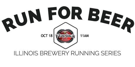 Beer Run - Flapjack Brewery | Part of the 2020 IL Brewery Running Series tickets
