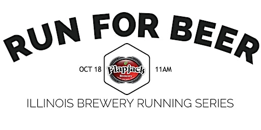 Beer Run - Flapjack Brewery | Part of the 2020 IL Brewery Running Series