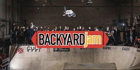 Pro Final - Backyard Jam BMX - Adrenaline Alley, Corby tickets