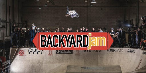 Pro Final - Backyard Jam BMX - Adrenaline Alley, Corby