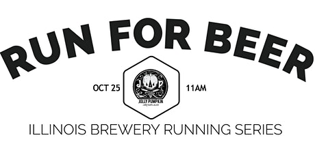 Beer Run -Jolly Pumpkin Brewery| Part of the 2020 IL Brewery Running Series tickets