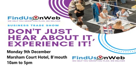 Bournemouth Trade Show - 9th Dec 2019 tickets