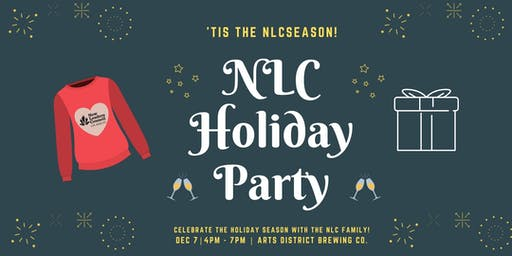 NLC Alumni Holiday Party 2019