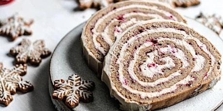 Cooking class: bûches de Noël avec Linda Lam tickets