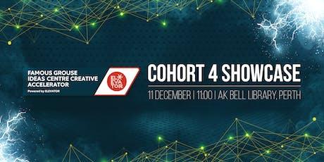 Famous Grouse Ideas Centre Creative Accelerator - Cohort 4 Showcase tickets
