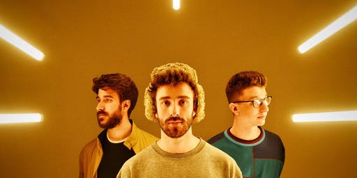AJR  NEOTHEATER WORLD TOUR PT2