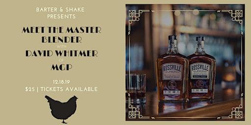 Meet the Distiller of Rossville Union