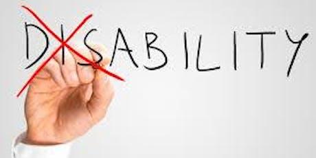 MENTAL ILLNESS & DEVELOPMENTAL DISABILITIES tickets