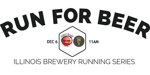 Beer Run - Winter Beer Dash | Part of the 2020 IL Brewery Running Series