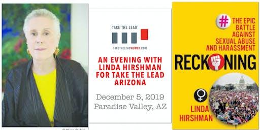 A intimate evening with Linda Hirshman