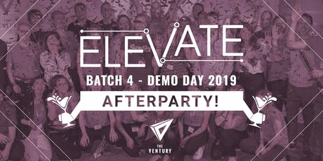 Afterparty - Elevate Demo Day #4 Tickets