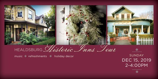 Historic Inns Holiday Tour