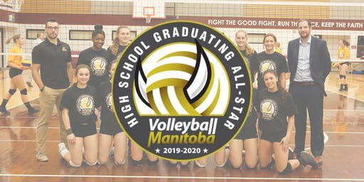 2019 Volleyball Manitoba High School Graduating All-Star Banquet