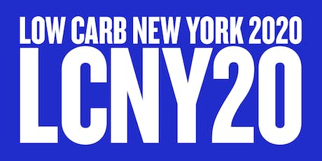 Low Carb New York 2020 tickets