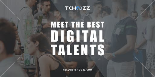 Tchoozz Tech Dating | Brussels (Feb. 19th) | Brands