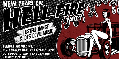New Years Eve  2019 - Hellfire Party tickets