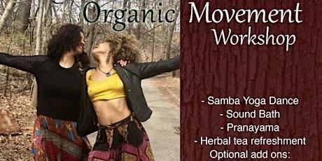 Organic  Movement Workshop tickets