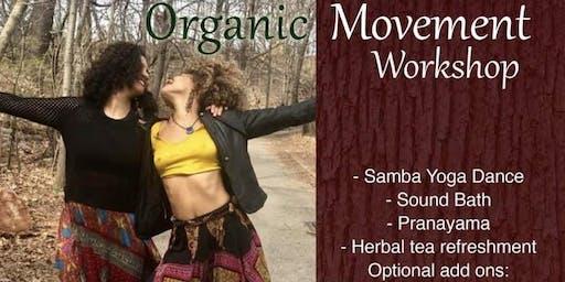 Organic  Movement Workshop