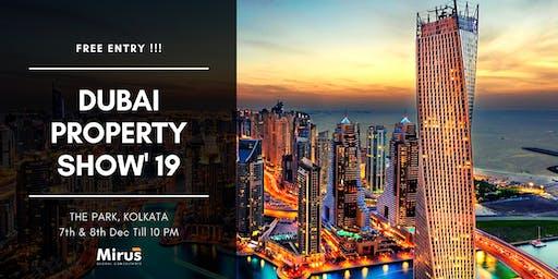 Dubai Property Show ' 2019 - Kolkata