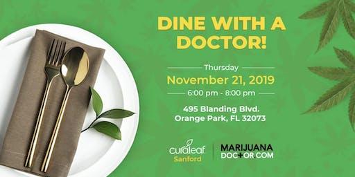 FREE GRAND OPENING DINNER at Curaleaf Orange Park