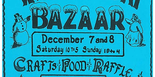 Winter Bazaar Local Craft Fair