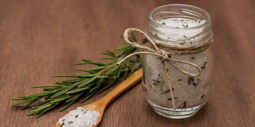 Food as Gifts: Spice Blends and Flavored Salts