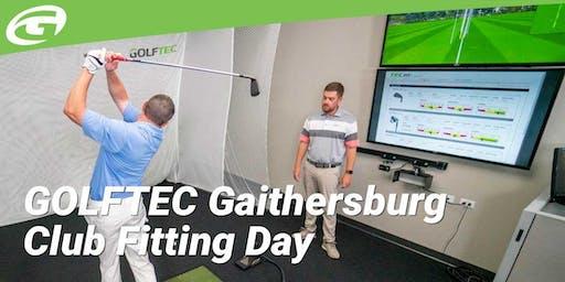 GOLFTEC Gaithersburg Club Fitting Day