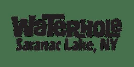Seapods and Friends: Waterhole, Saranac Lake, NY