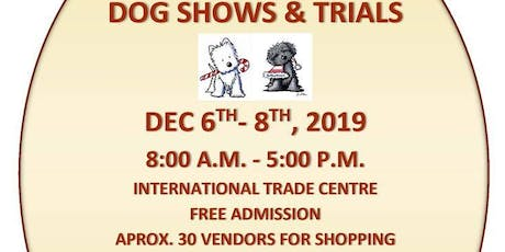 2019 Prairie Christmas Dog Shows and Trials tickets