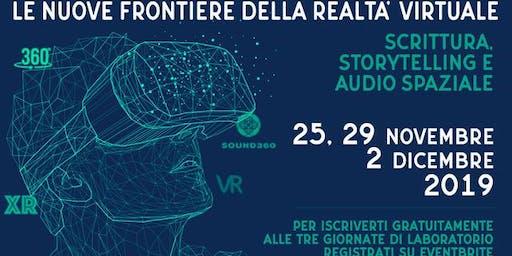 Le nuove frontiere della realtà virtuale