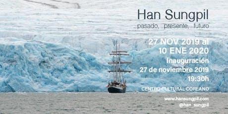 Exposición Fotográfica | 'pasado, presente, futuro' de Han Sungpil entradas